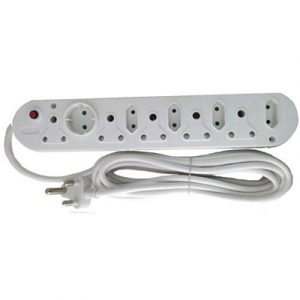 Multiplug 10 Way - 5m