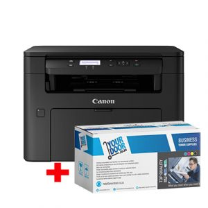 Canon i-SENSYS MF113W 3-in-1 Multifunction Wi-Fi Mono Laser Printer