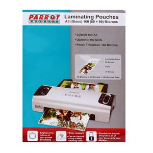 Laminating Pouches A3