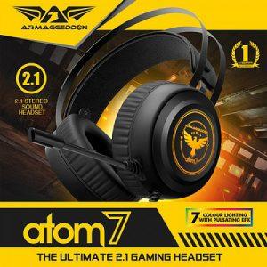 Armaggeddon Atom 7 2.1 Gaming Headset