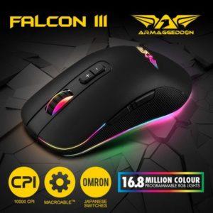 Armaggeddon Falcon III Gaming Mouse