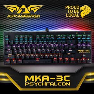 Armaggeddon MKA 3C PSYCHFALCON Mechanical Keyboard