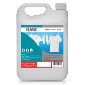Janitorial Bleach 3% 5 Litre