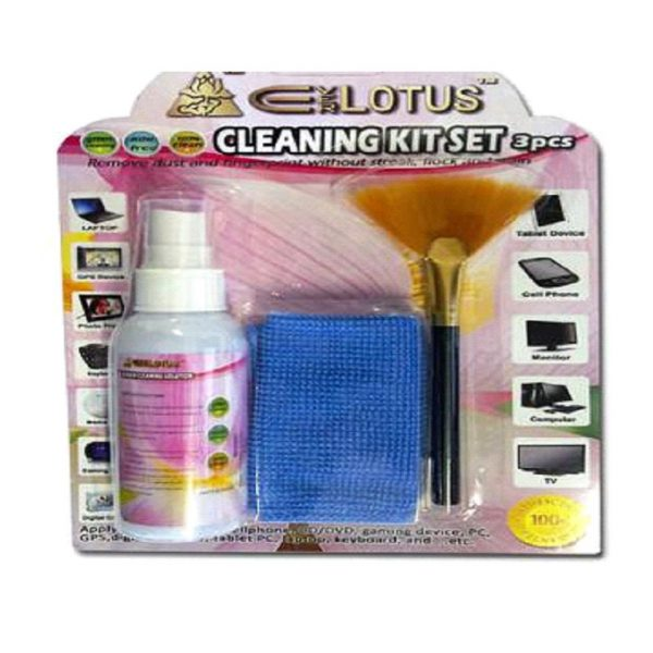 Camera Cleaning Kit -4-IN-1