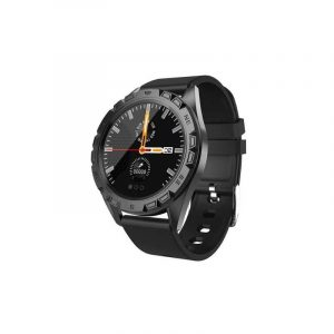 """Astrum SW400 Smart Watch is with 1.23"""" analog OLED display, the optical sensor and a trendy metallic alloy body making it a perfect style statement for your wrist while helping you keep track of your health."""